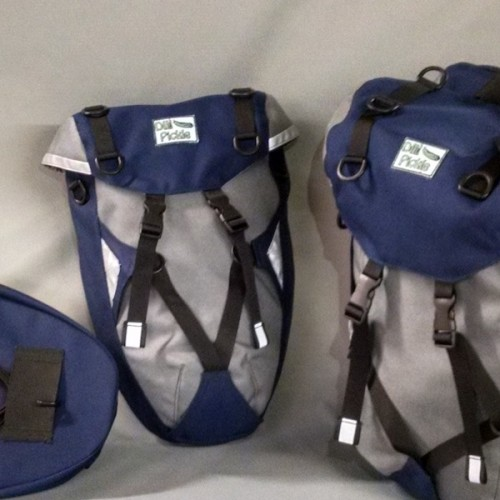 In Stock - Small Panniers