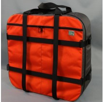 Coupled bike bag