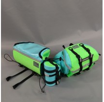 Handlebar bag, tool canister, medium saddlebag