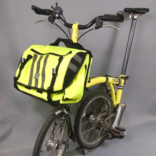 Design Your Own Office-Style Brompton Bag