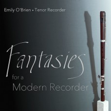 """CD - """"Fantasies for a Modern Recorder"""""""