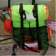 Design Your Own Touring Pannier - Large size