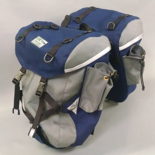 Design Your Own Touring Pannier - Medium size