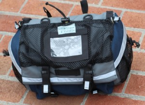 Large Saddlebag, all mesh options