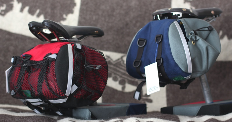 Medium Saddlebag Both on Mounts