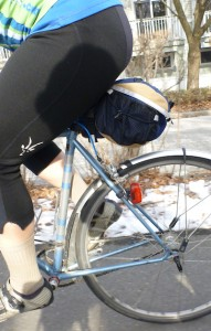 Medium Saddlebag Testing