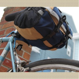 Medium Saddlebag With Cannister Bottom