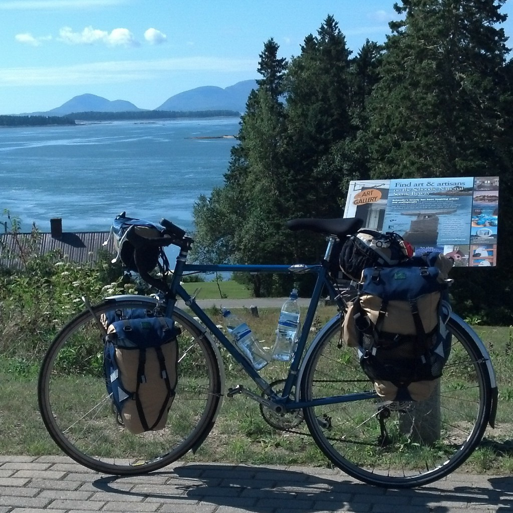 bike from lubec
