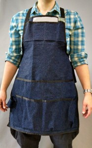 Apron front, long version